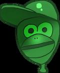 DiddyBalloonExo Green