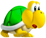 Green 4-legged Koopa