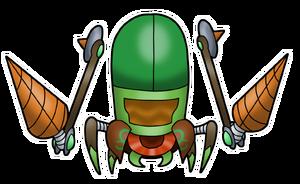 Hermech Crab