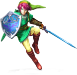 Link to the past Snes smash wii u 1