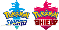 Pokemon Sword and Shield Logos Small