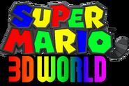 SUPER MARIO 3D WORLD Final Logo