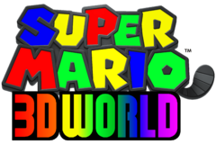 SUPER MARIO 3D WORLD Final Logo