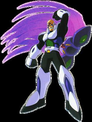 Sigma (Megaman X5)