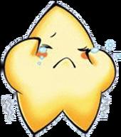 Starfy Crying (The Legendary Starfy 2)
