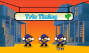 Trio on Tour 3DS gameplay