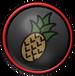 FP Pineapple Badge
