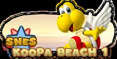 InfinityRemixCourse SNES Koopa Beach 1