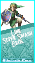 LINK SMASH BROS