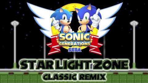 Star Light Classic - Sonic Generations Remix