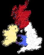 Sub-Reigon Map