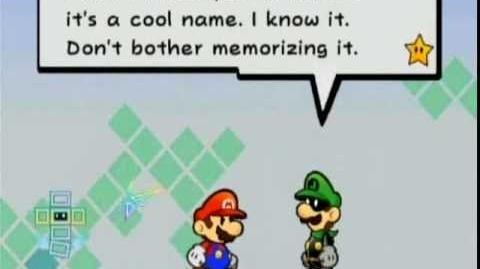 Super Paper Mario Boss Battle- Mr