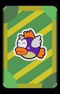 Sushie Partner Card