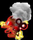 0.4.Mechakoopa preparing to Detonate