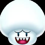 Boo-mushroom