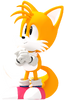 Cute classic tails render by matiprower-da1fx6o