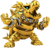 Gold Dry Bowser