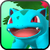 Ivysaur CSS Icon