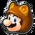 MK8 Tanooki Mario Icon 85x85