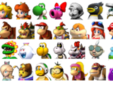 Mario Kart Havoc/Beta elements