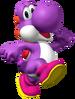 Purple Yoshi YBA