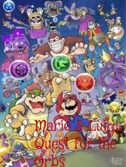 Quest for the Orbs