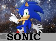 SSBEB,Sonic