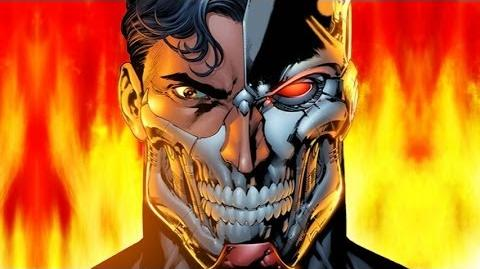 Supervillain Origins Cyborg Superman-0