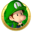 Baby Luigi SR Icon