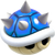 MK7 Blue Spiny Shell Artwork - Super Mario 3D World