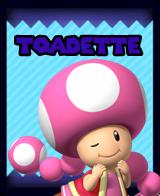 MK8-Toadette