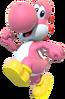 MKDX Pink Yoshi