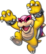 MLSS+BM Artwork - Roy Koopa