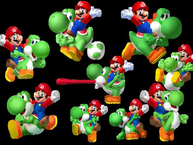 File:Mario on Yoshi.png