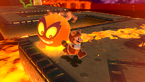 Orange Roly Screenshot - Super Mario 3D World