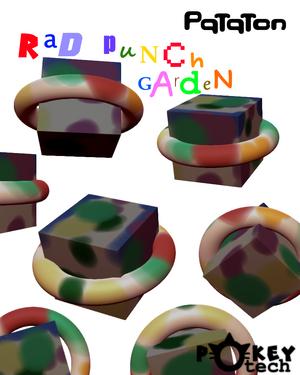 Rad punch garden