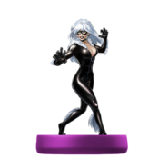 Sfw black cat amiibo