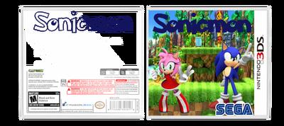 SonicmonBoxart