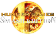 The Hunger Games Smash Edition logo reviseish
