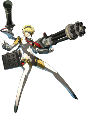 Aigis (Persona 4 Arena)
