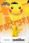 Amiibo - SSB - Pikachu - Box