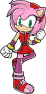 Amy rose sonic boom by xxisa rosexx-d7m42s0