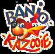Banjo-Kazooie beta logo