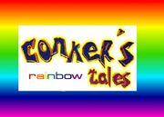 Conker's Rainbow Tales Logo