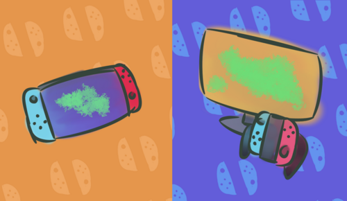 Handheld VS Docked