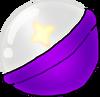 HeroGachaBall Purple 1BH