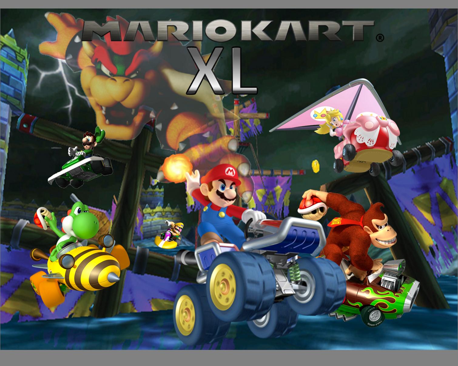 Mario Kart XL | Fantendo - Nintendo Fanon Wiki | FANDOM