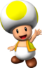 MTOCG Yellow Toad