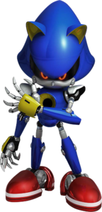 Metal Sonic Forces
