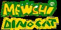 Mewshi the Dinocat logo